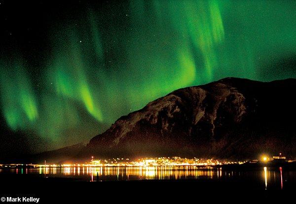 Northern Lights, Juneau, Alaska U2013 Image 2612