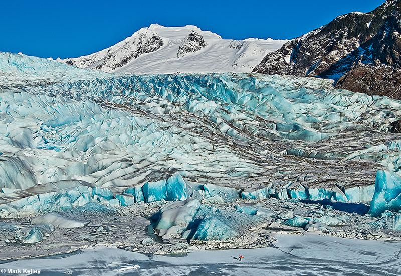 Mendenhall Glacier, Juneau, Alaska - Image 2852