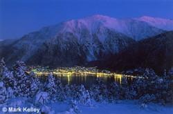 Juneau Morning Light P111