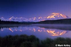 Denali Alaska Range Mount McKinley Mark Kelley