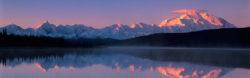 Wonder Lake  and Mt. McKinley
