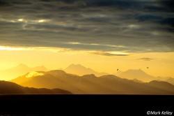 Fairweather Sunset
