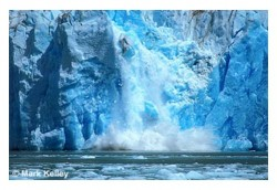 Calving Glacier 926