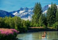 Mendenhall Glacier Rafting, Mark Kelley Juneau Calendar 2015