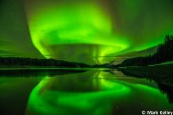 Aurora Borialis Mark Kelley