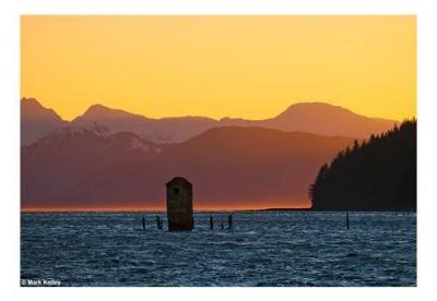 Sandy Beach Sunrise 964 Mark Kelley