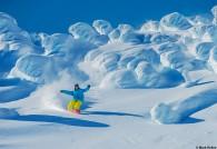 Snowboarder Alaska Calendar Mark Kelley