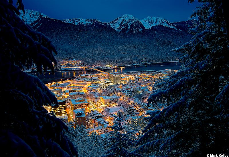 Kelley Black Book >> Juneau-Mt. Roberts Trail View…Image # 2901I Mark Kelley ...
