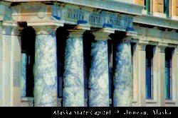 PC154 Alaska State Capitol Juneau Alaska