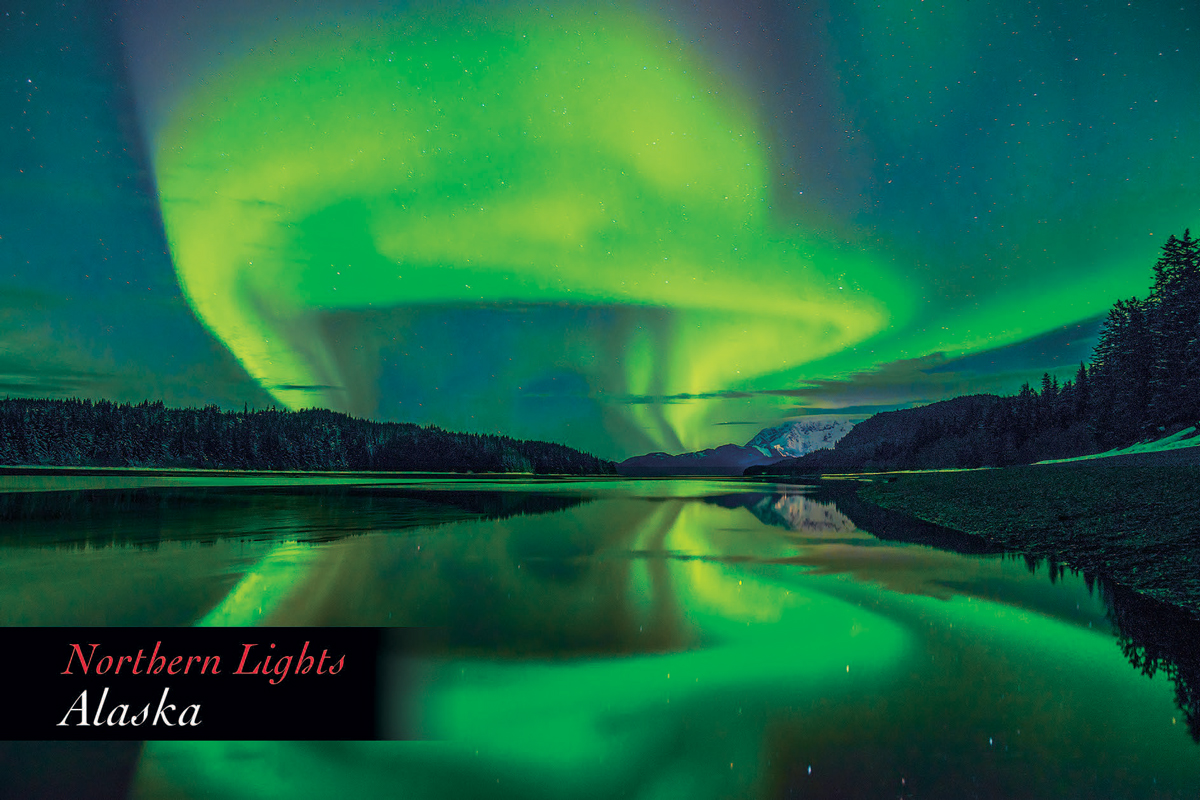 Northern Lights ...